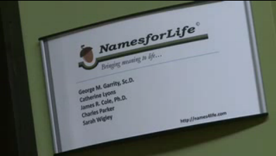 NamesforLife, LLC commercial office at the East Lansing Technology Innovation Center.